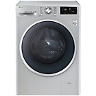 more details on LG F14U2TDN5 8KG 1400 Spin Washing Machine - Silver.