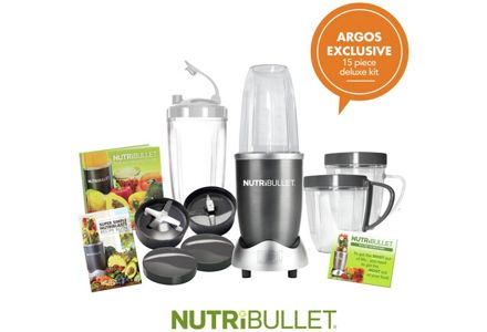 Nutribullet Deluxe 600 Series.