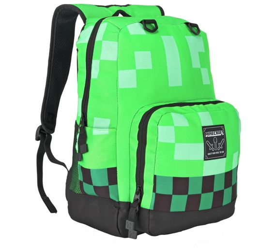buy minecraft backpack at your online shop for childrens luggage bags luggage. Black Bedroom Furniture Sets. Home Design Ideas