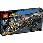 more details on LEGO Super Heroes Batman: Killer Croc Sewer Smash - 76055.