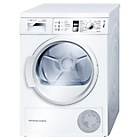 more details on Bosch WTW863S1GB 7KG Condenser Tumble Dryer - White.