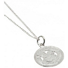 more details on Sterling Silver Chelsea FC Pendant & Chain.