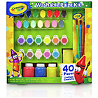 more details on Crayola 40 Piece Washable Paint Kit.