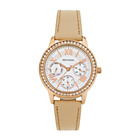more details on Sekonda Ladie's Rose Gold Plated Silver Dial Watch.