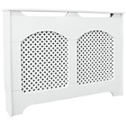 more details on Collection Winterfold Small Radiator Cabinet - White.