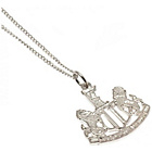 more details on Sterling Silver Newcastle United Pendant & Chain.