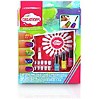 more details on Crayola Creations Marble Nail Art Kit.