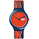 more details on Lacoste Unisex Goa Silicone Strap Watch.