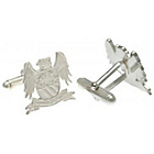 more details on Silver Plated Man City Crest Cufflinks.