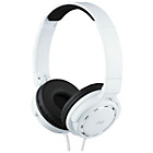 more details on JVC HA-SR520 On-Ear Headphones - White.