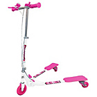more details on Ozbozz Scissor Scooter - Pink.