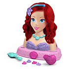 more details on Disney Princess Ariel Bath Styling Dolls Head.