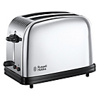 more details on Russell Hobbs Classic 2 Slice Toaster - Stainless Steel.