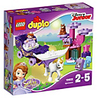 more details on LEGO Sofia The First Magical Carriage - 10822.