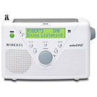 more details on Roberts Solar DAB/FM Solar Powered Radio - White.