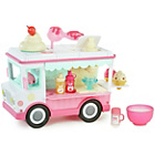 more details on Num Noms Glossy Gloss Truck Playset.