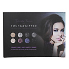 more details on Young and Gifted Love Eye Shadow Palette.