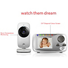 more details on Motorola MBP482 Baby Video Monitor.