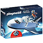 more details on Playmobil Space Shuttle Playset - 6196.