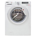 more details on Hoover DXCE410W3 10Kg 1400 Spin Washing Machine - White.