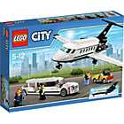 more details on LEGO City Airport VIP Service - 60102.