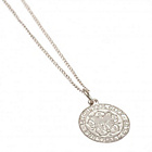 more details on Sterling Silver Leicester City Pendant & Chain.