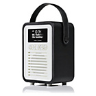 more details on VQ Retro Mini DAB Radio - Black.