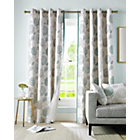 Avril Lined Eyelet Curtains - 229x229cm - Duckegg