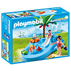 more details on Playmobil Baby Pool with Slide.