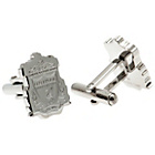 more details on Stainless Steel Liverpool FC Crest Cufflinks.