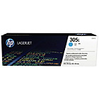 more details on HP 305L Cyan Original LaserJet Toner Cartridge (CE411L)