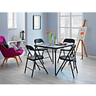 more details on HOME Quin Folding Table and 4 Folding Chairs.