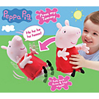 more details on Peppa Pig Peppa Laugh with Peppa Plush.