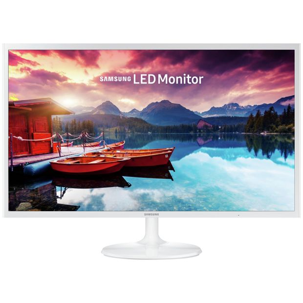 buy samsung s32f351 32 inch monitor white at. Black Bedroom Furniture Sets. Home Design Ideas