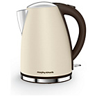 more details on Morphy Richards 103003 Accents Stainless Steel Sand Kettle.