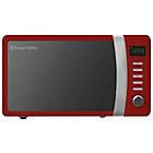 more details on Russell Hobbs Colours Plus Standard Microwave- Red.
