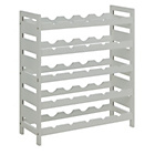 more details on HOME Wine Rack - White.
