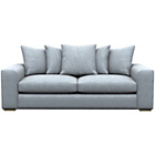 more details on Florentine Large Fabric Sofa - Duck Egg.