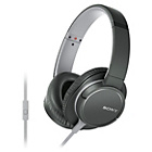 more details on Sony MDR-ZX770AP Headphones - Black.