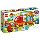 more details on Lego Duplo 10818 My First Truck.