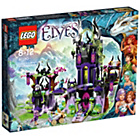more details on LEGO Elves Raganas Magic Shadow Castle Playset - 41180.