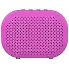 Alba Bluetooth Wireless Speaker - Pink