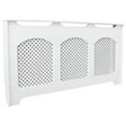 more details on Collection Winterfold Large Radiator Cabinet - White.
