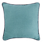 more details on Heart of House Hudson Textured Cushion - Teal.