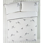 more details on Collection Sketchy Bird Bedding Set - Double.
