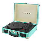 more details on Bush Classic Turntable - Teal.