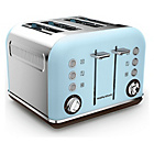 Morphy Richards Special Edition Toaster - Azure