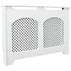 more details on Collection Winterfold Medium Radiator Cabinet - White.