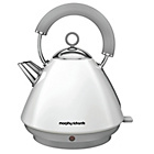 more details on Morphy Richards 102031 Accents Pyramid White Kettle.