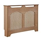 more details on Collection Winterfold Small Radiator Cabinet - Oak Effect.